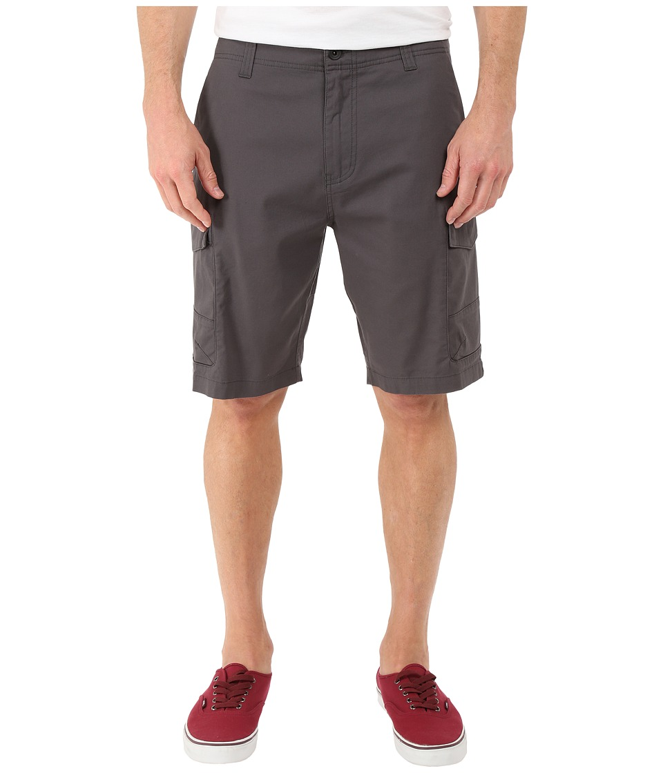 O'Neill - Black Hawk Cargo Shorts (Dark Charcoal) Men's Shorts