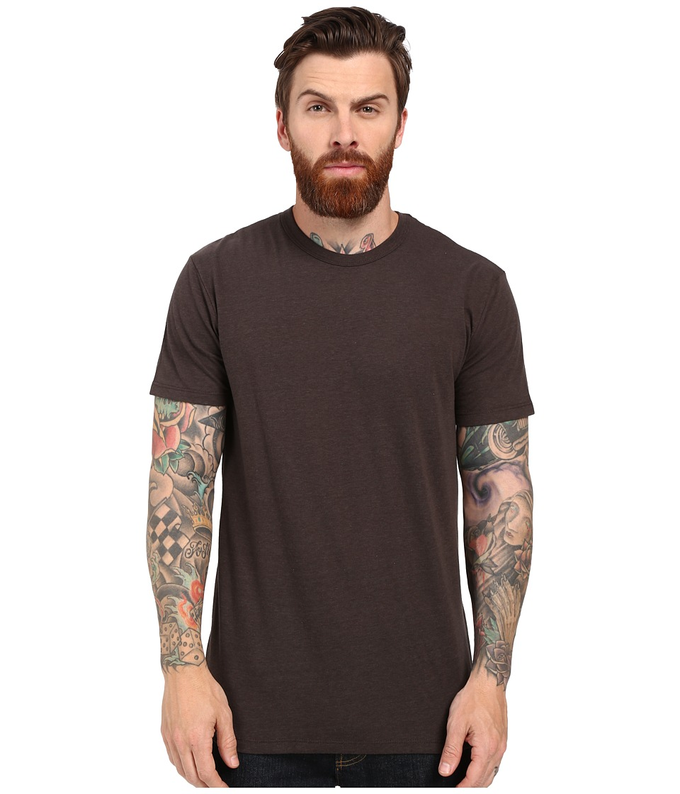 Obey - Triblend Tee (Graphite) Men's T Shirt