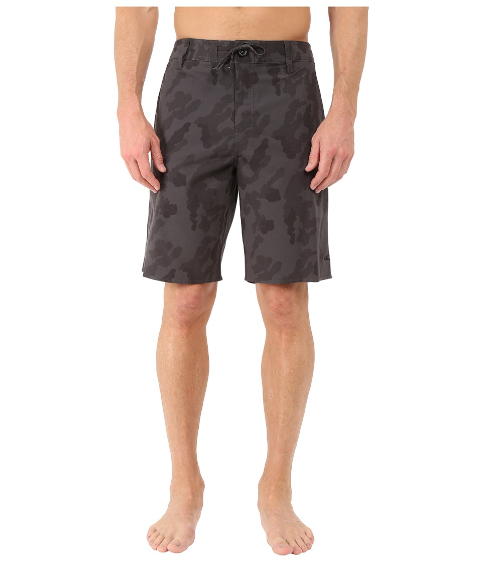 O'Neill - Dirty Deeds Hybrid Boardshorts (Black) Men's Swimwear