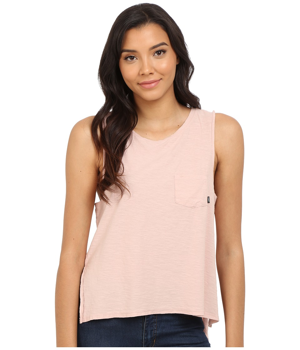 Obey - Harper Tank Top (Rose Dust) Women's Sleeveless