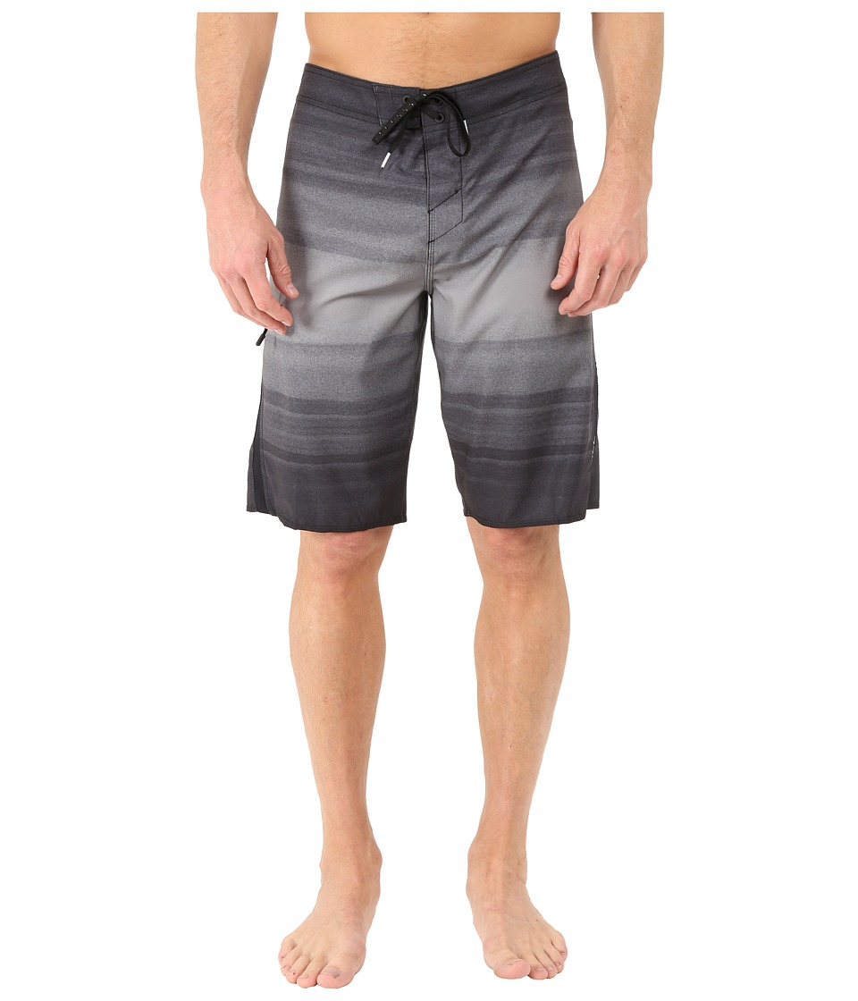 O'Neill - Superfreak Division Boardshorts (Black) Men's Swimwear