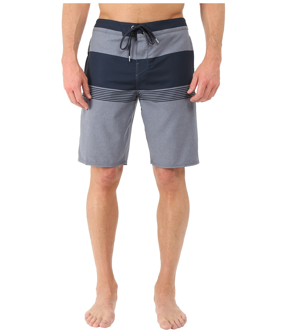 O'Neill - Hyperfreak Horizon Boardshorts (Dark Navy) Men's Swimwear