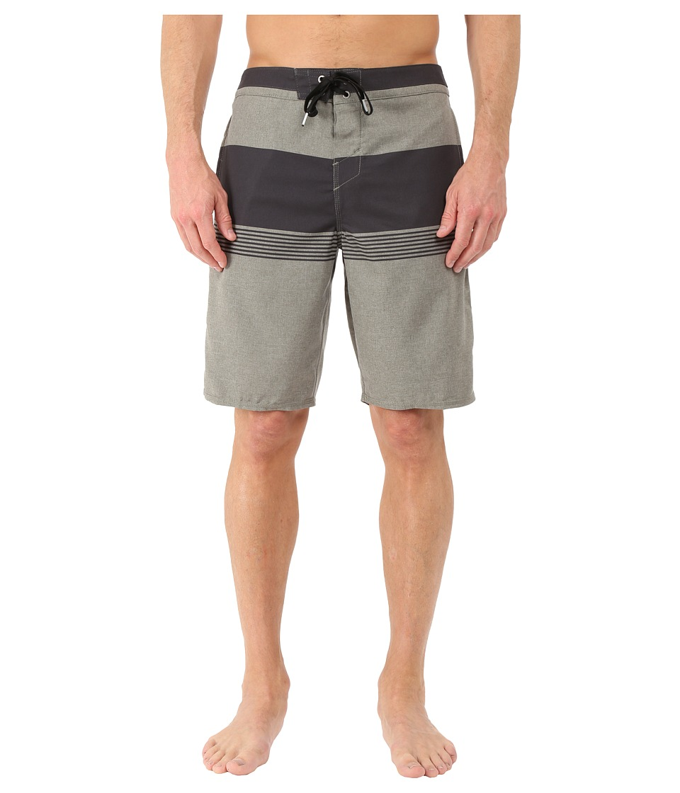 O'Neill - Hyperfreak Horizon Boardshorts (Military Green) Men's Swimwear