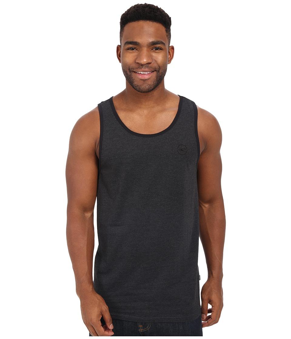 O'Neill - The Bay Tank Top (Black) Men's Sleeveless