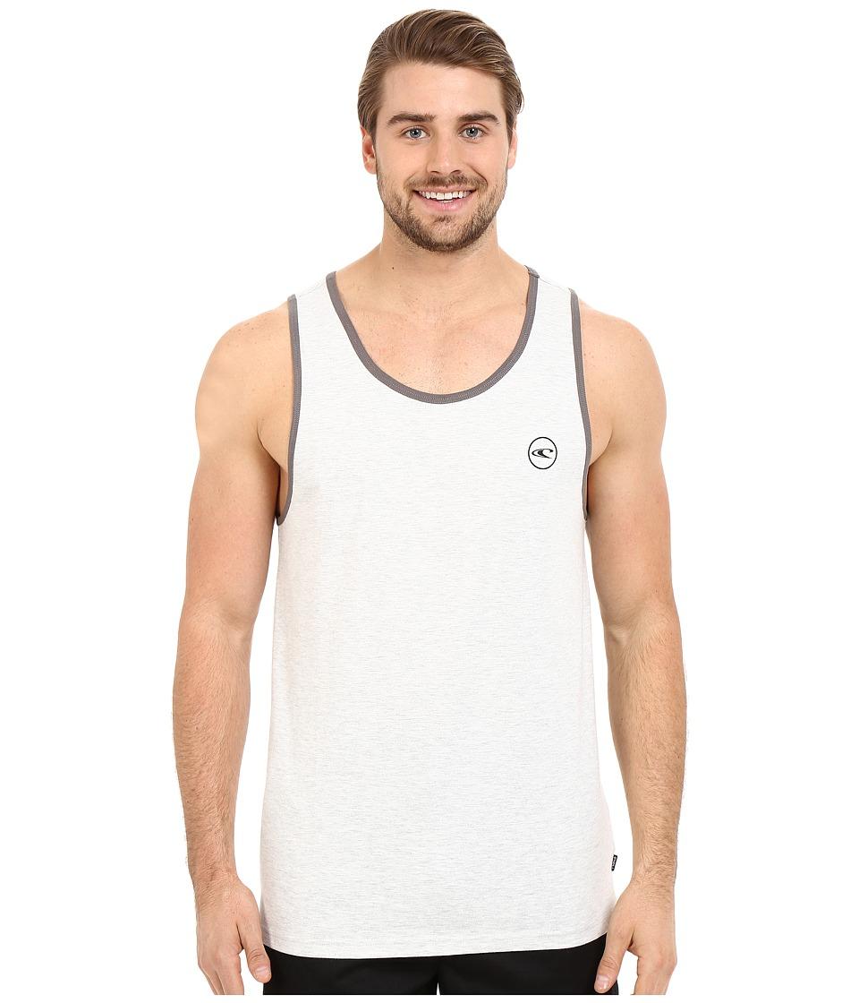 O'Neill - The Bay Tank Top (White) Men's Sleeveless