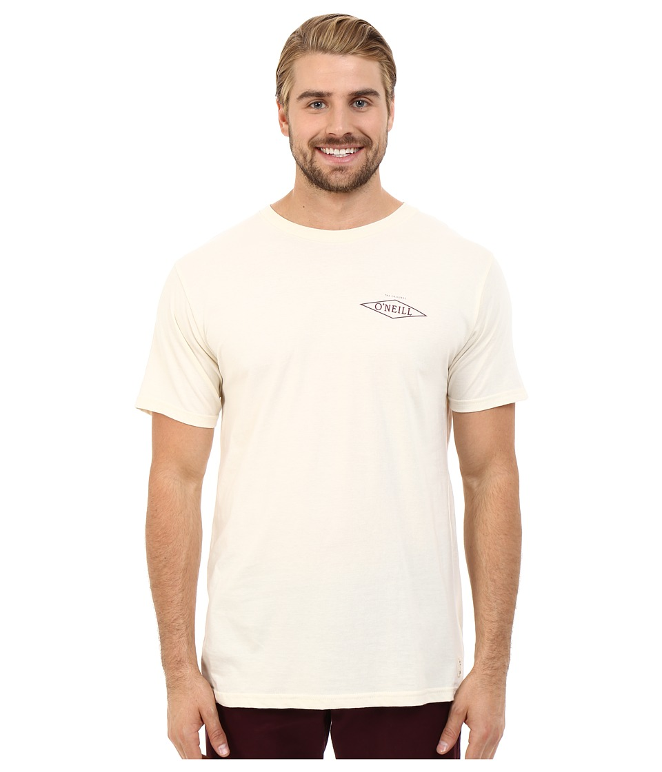 O'Neill - Convert Short Sleeve Screen Tee (Smoke) Men's T Shirt