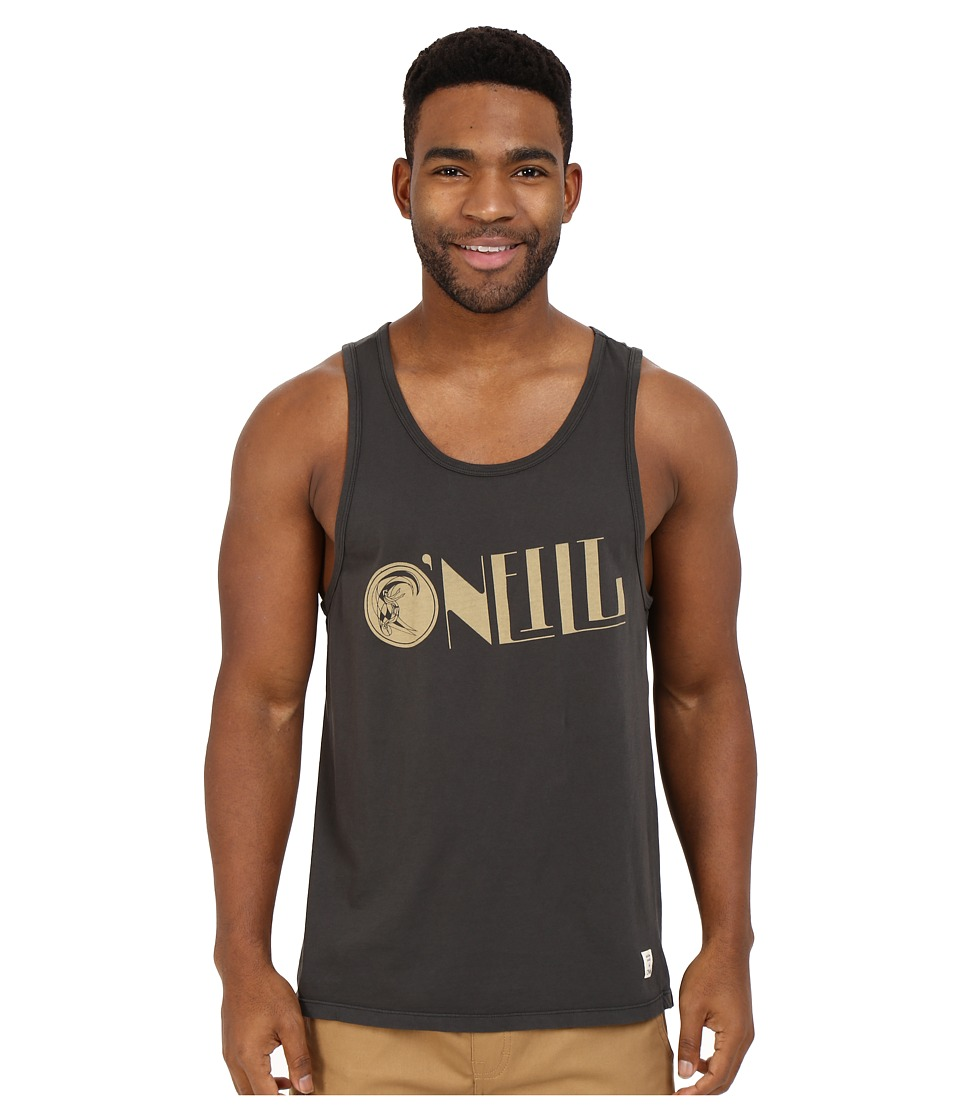 O'Neill - Modernity Tank Top (Dark Army) Men's Sleeveless