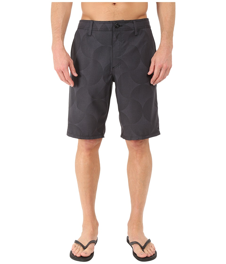 O'Neill - Combos Hybrid Boardshorts (Black) Men's Swimwear
