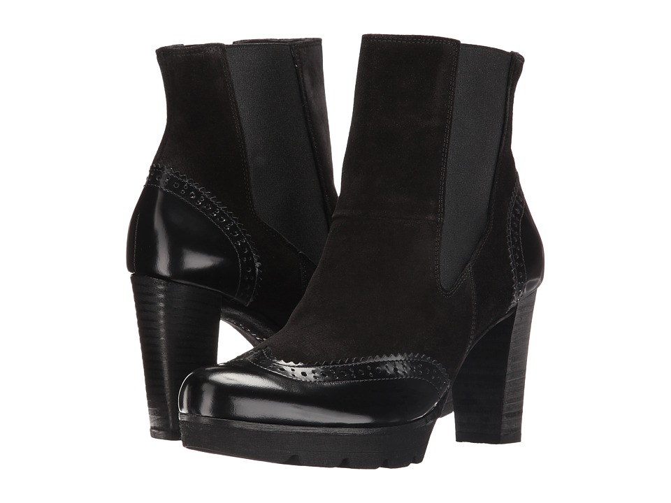 Paul Green - Jewels (Black Combo) Women's Boots