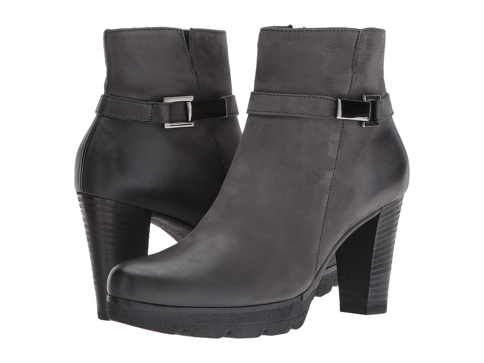 Paul Green Jolie Bootie (Iron Leather) Women