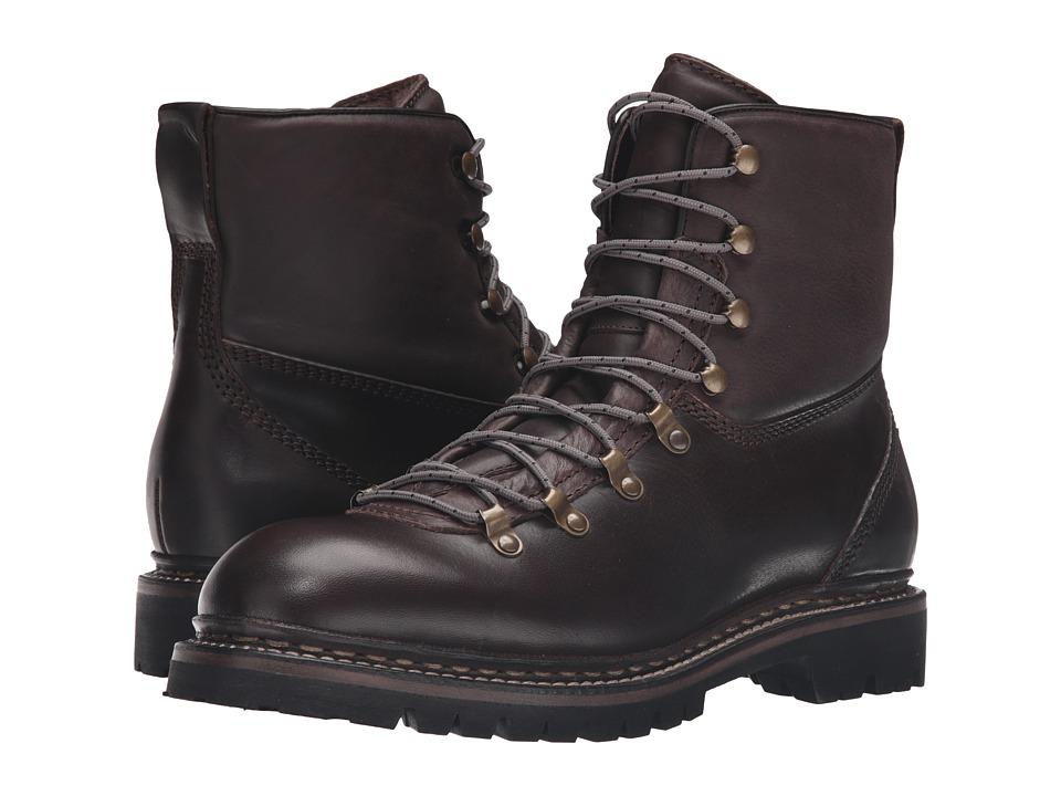 rag & bone - Vintage Hiker (Dark Brown) Men's Shoes