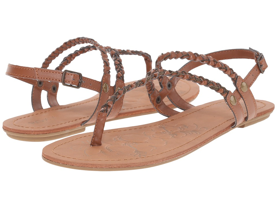 Roxy - Henna (Tan) Women's Shoes