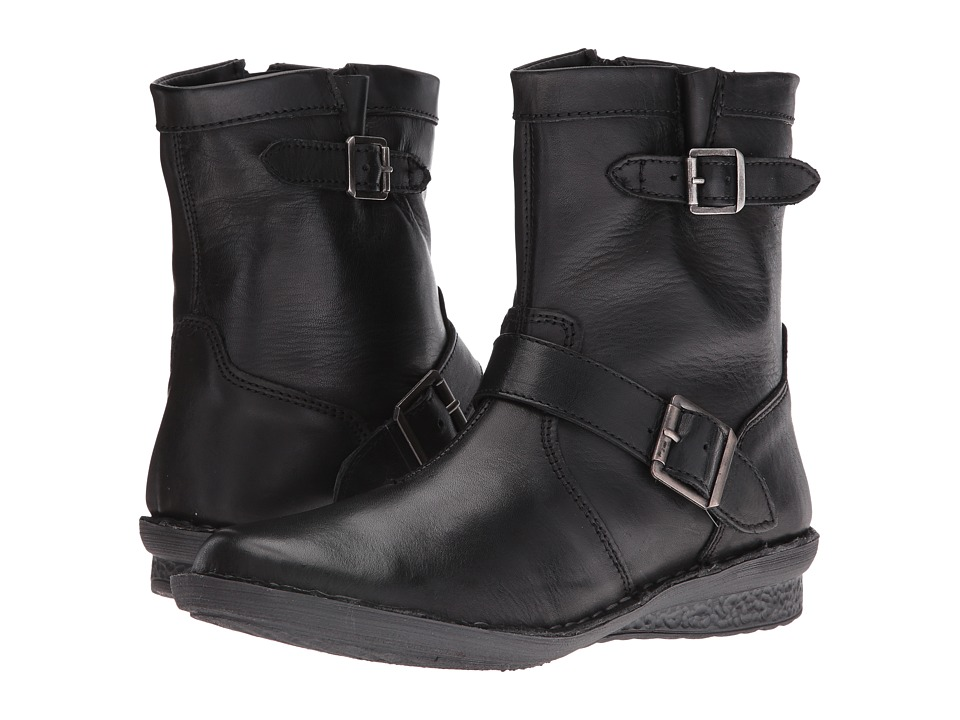 David Tate - Dea (Black) Women's Boots