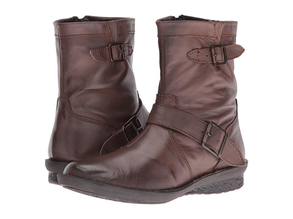 David Tate - Dea (Taupe) Women's Boots
