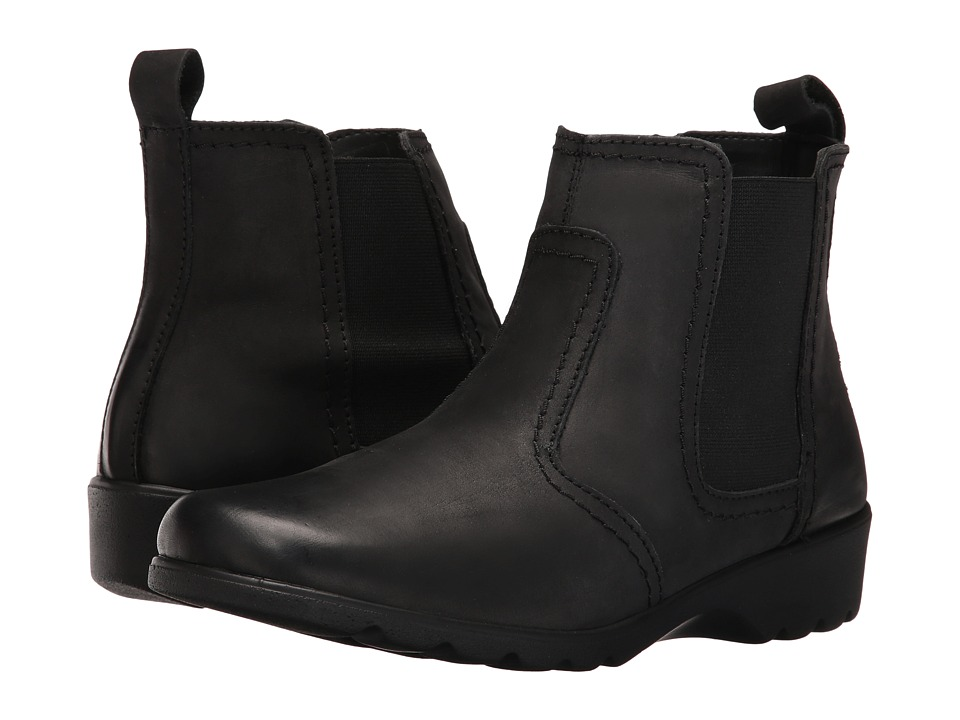 David Tate - Jet (Black) Women's Boots