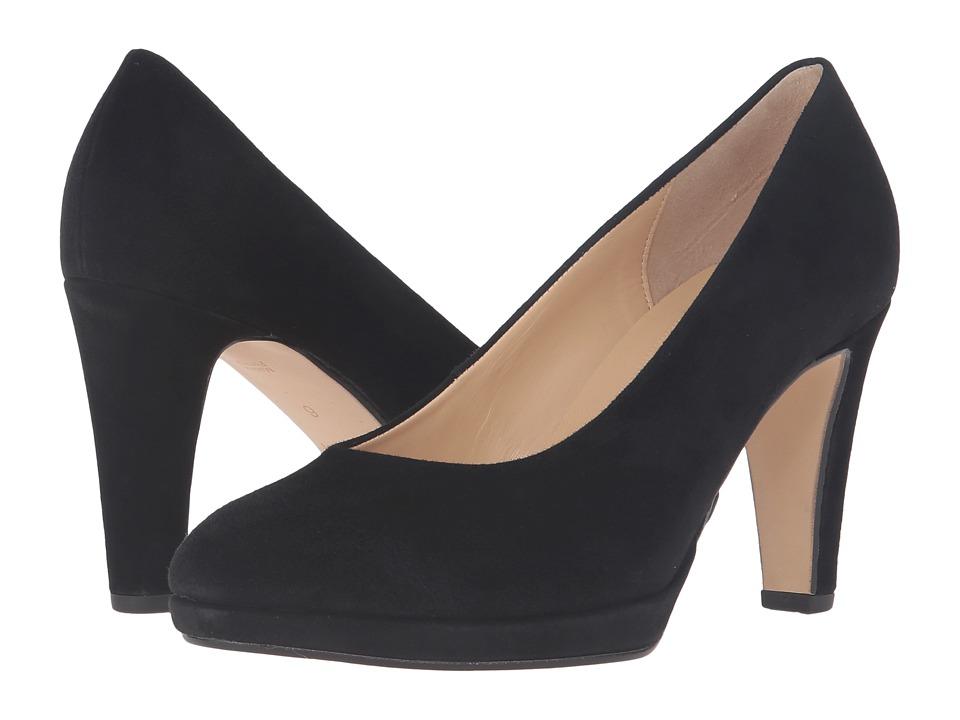 Gabor Gabor 51.270 (Black Samtchevreau) High Heels