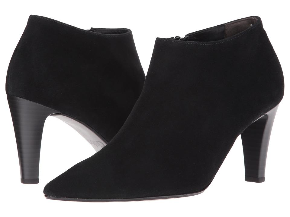 Gabor - Gabor 51.380 (Black) Women's Pull-on Boots