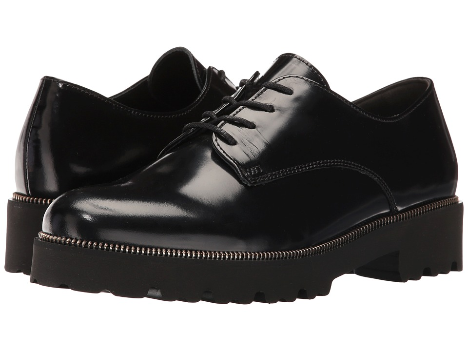 Gabor - Gabor 51.462 (Black Boxcalf) Women's Lace up casual Shoes
