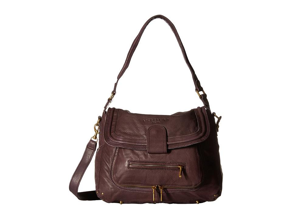 Liebeskind - Allison Vintage (Dark Cherry) Handbags