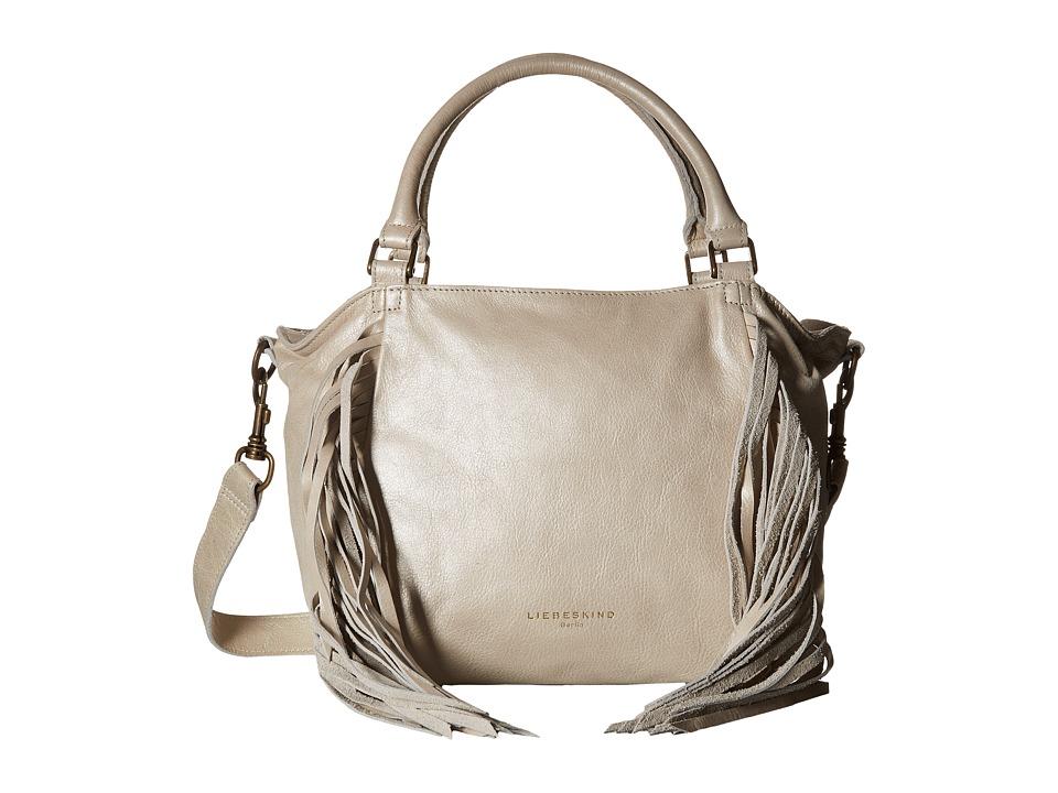 Liebeskind - Amanda Fringe (Perlmutt) Handbags