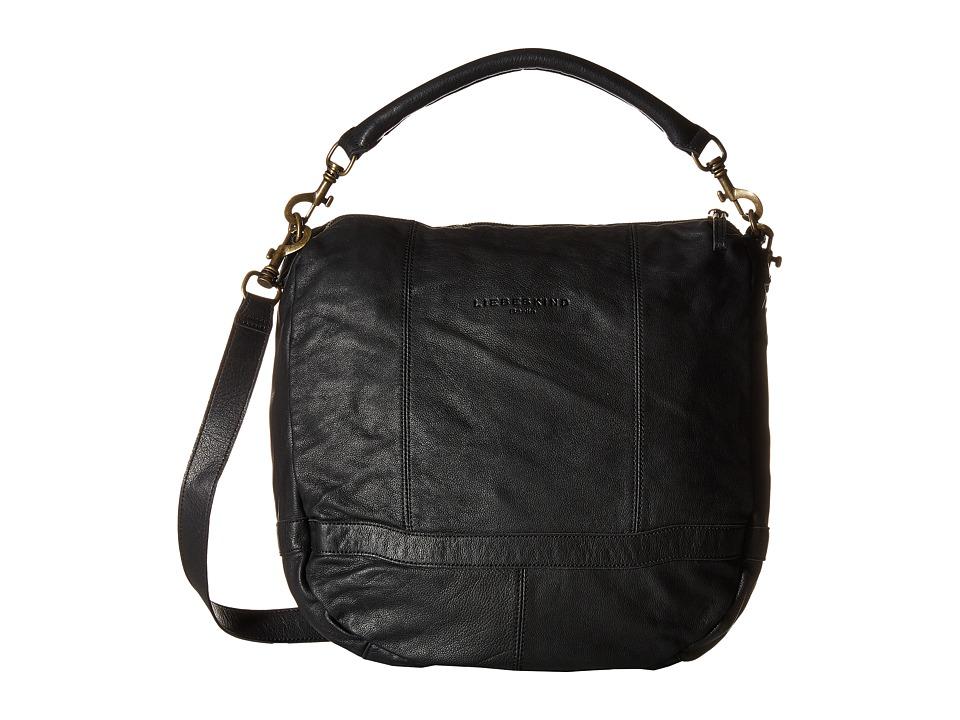 Liebeskind - Ramona Vintage (Black) Handbags