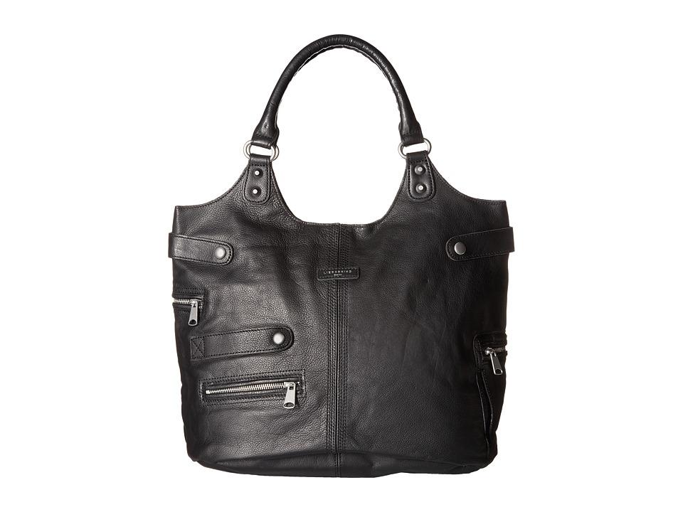 Liebeskind - NinaB Vintage (Black) Handbags