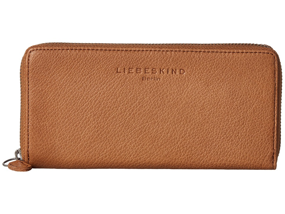 Liebeskind - Sally (Cognac) Wallet Handbags