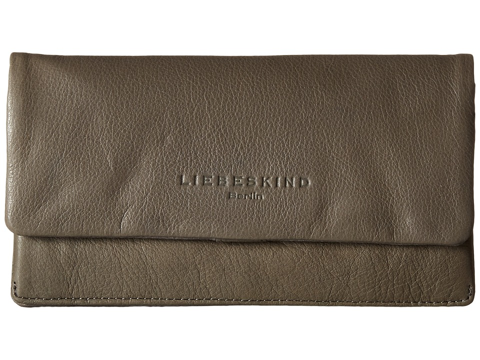 Liebeskind - Slam (French Grey) Wallet Handbags