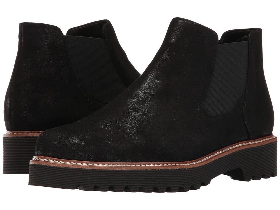 Gabor - Gabor 52.731 (Black Caruso Metallic) Women's Pull-on Boots