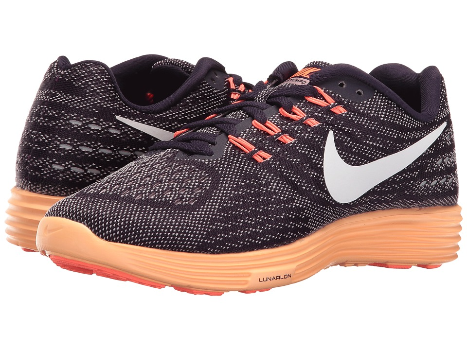 Nike - Lunartempo 2 (Purple Dynasty/Plum Fog/Peach Cream/Bright Mango) Women's Running Shoes