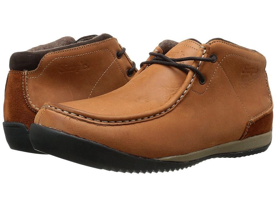 Simple Allagash (Brown Leather) Men