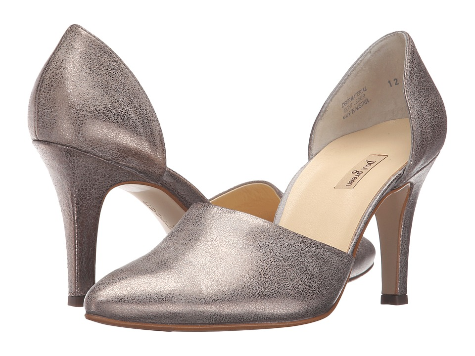 Paul Green - Char Heel (Smoke Brushed Metallic) Women's Shoes