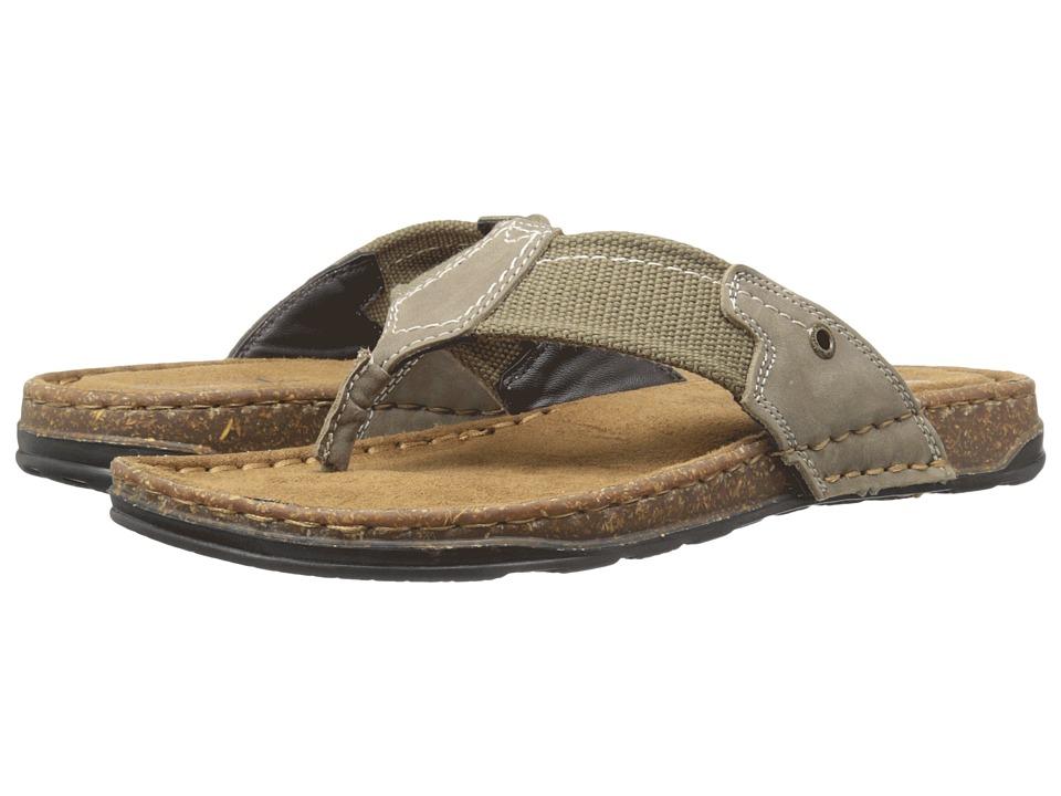 Simple - Coronado (Griffin Nubuck/Cotton Webbing) Men's Shoes
