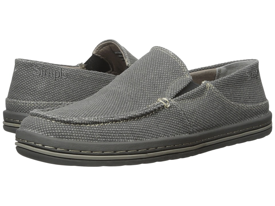 Simple - Dare (Griffin Fabric) Men's Shoes
