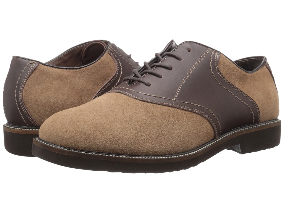 Simple - Impulse (Taupe/Dark Brown) Men's Shoes