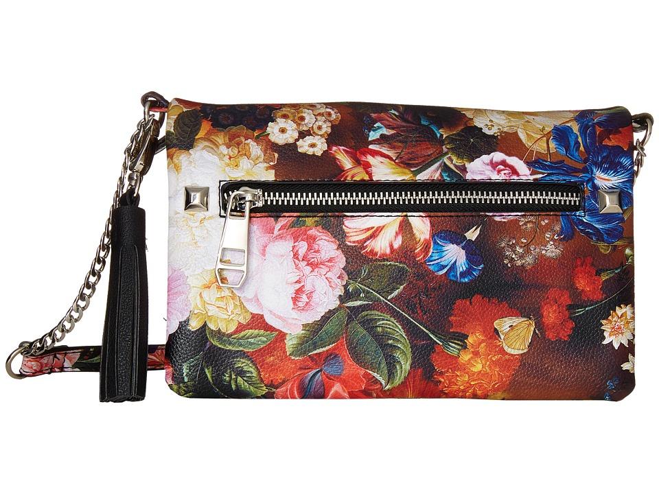 Madden Girl - Mgrockrr Crossbody (Floral) Cross Body Handbags