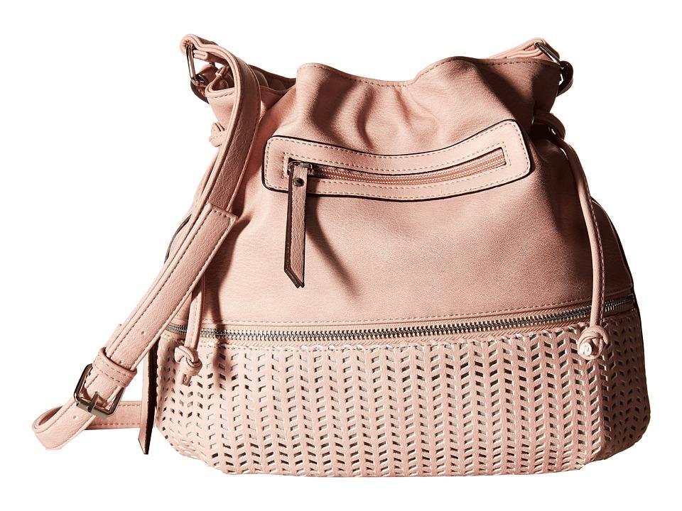 Madden Girl - Mgdaisie Crossbody (Blush) Cross Body Handbags