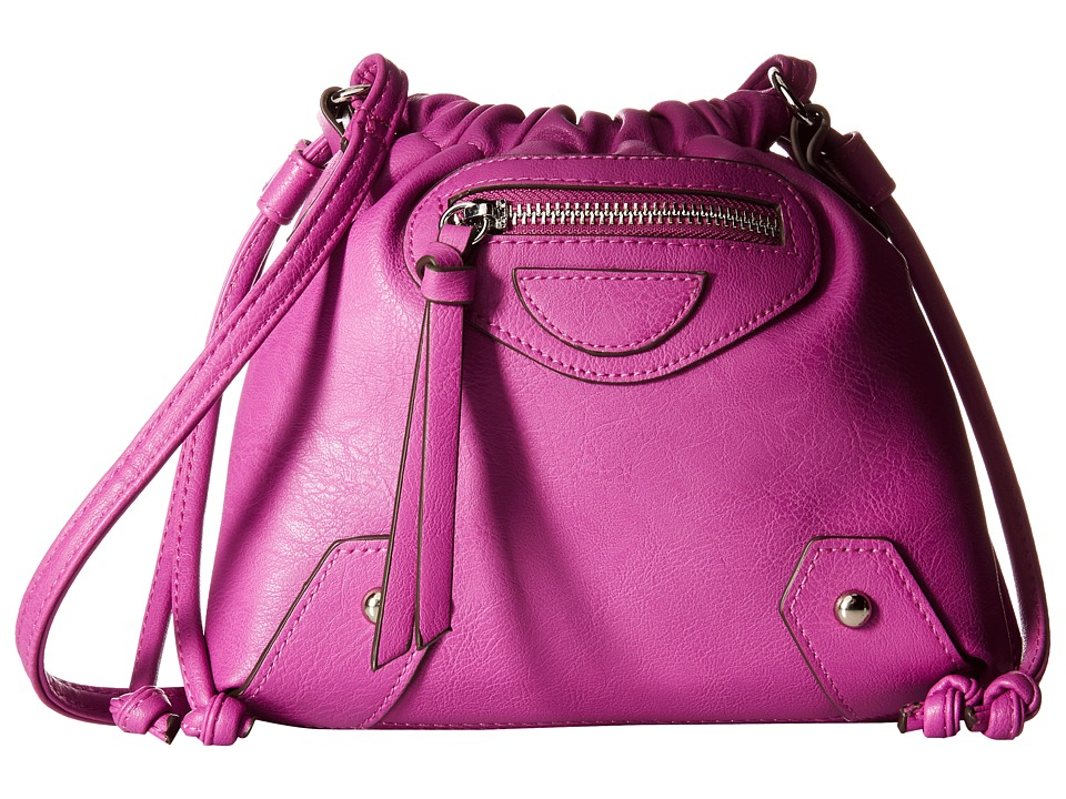 Madden Girl - Mgdimeee Crossbody (Magenta) Cross Body Handbags