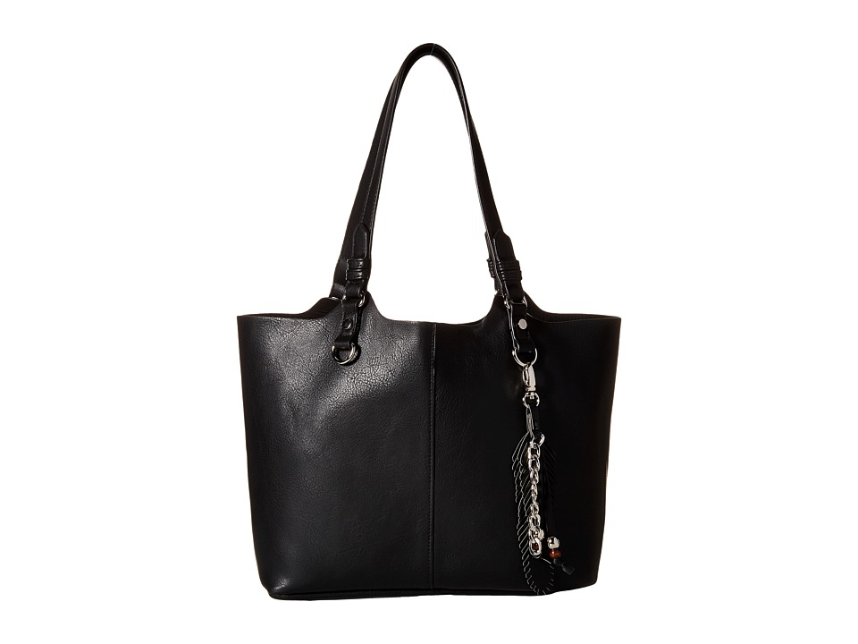 Madden Girl - Mgleigh Tote (Black) Tote Handbags