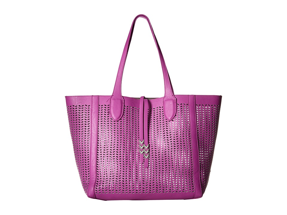 Madden Girl - Mgtulip Bag in Bag Tote (Magenta) Tote Handbags