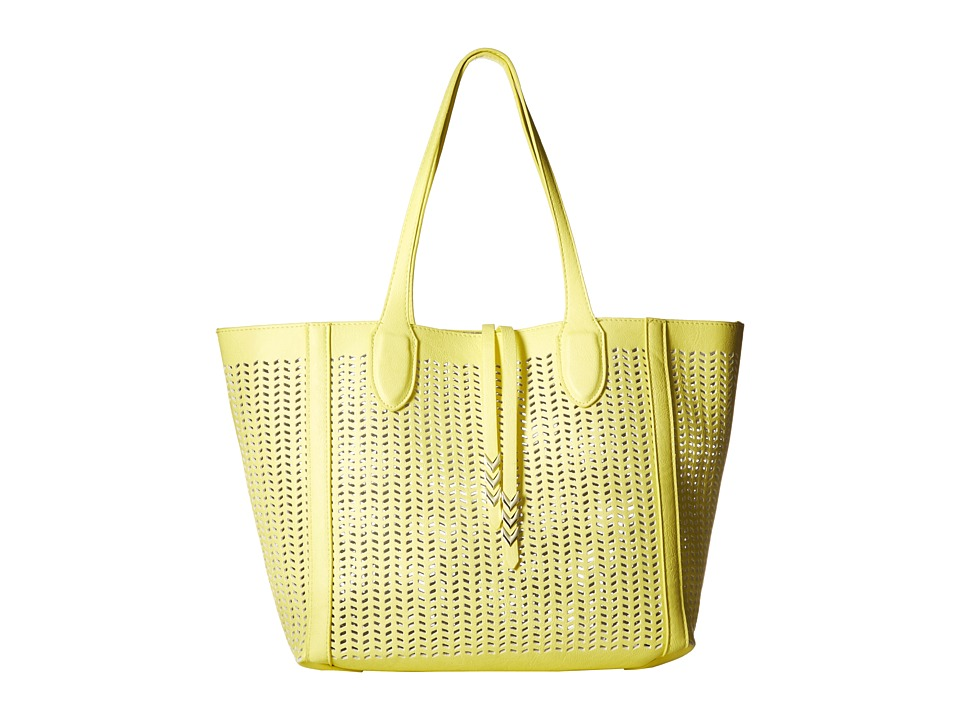 Madden Girl - Mgtulip Bag in Bag Tote (Yellow) Tote Handbags