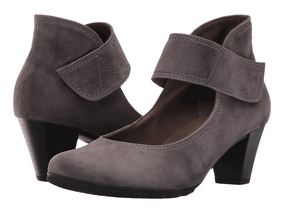 Gabor Gabor 55.493 (Dark Grey Samtchevreau) High Heels