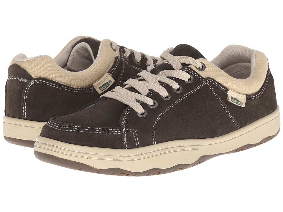 Simple - Pipeline 1 (Forest Green) Men's Shoes