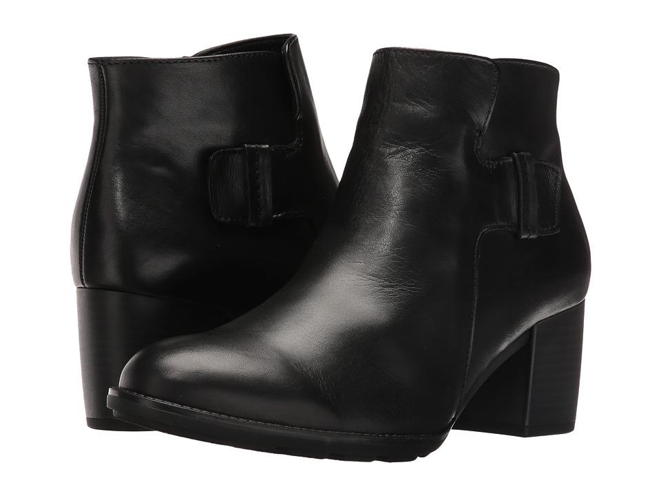 Gabor Gabor 55.682 (Black Foulard Calf) Women