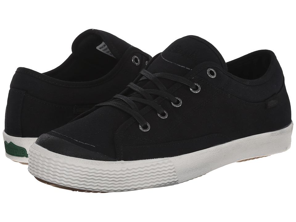 Simple - Wingman (Black Canvas) Men's Shoes
