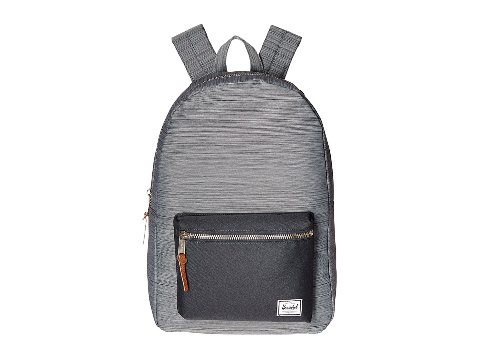 Herschel Supply Co. - Settlement (Multi Crosshatch/Dark Shadow) Backpack Bags