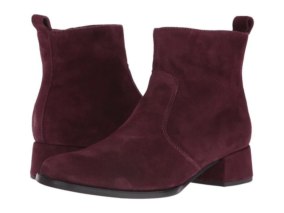 Gabor - Gabor 55.870 (New Merlot Samtchevreau) Women's Pull-on Boots