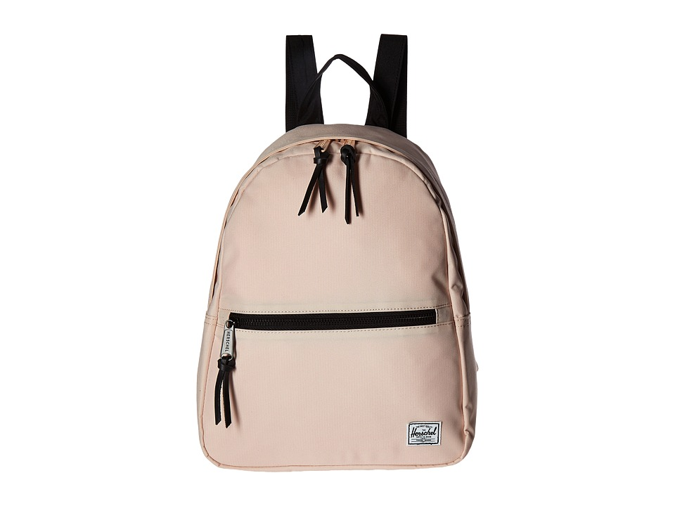 Herschel Supply Co. - Town (Cr me De Peche/Black) Backpack Bags