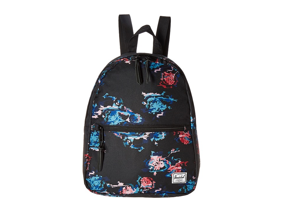 Herschel Supply Co. - Town (Floral Blur) Backpack Bags