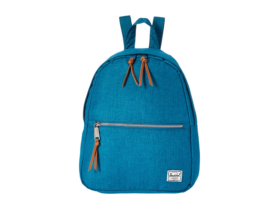 Herschel Supply Co. - Town (Petrol Crosshatch) Backpack Bags